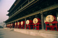 Xian Drum Tower Stock Photos
