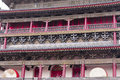 Xian Drum Tower Royalty Free Stock Photo