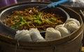 Xian snacks Royalty Free Stock Photo