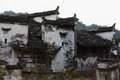 Xicun village scenes china the historic building at Royalty Free Stock Images