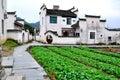 Xidi Village House Royalty Free Stock Photo