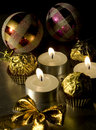 Xmas decorations Royalty Free Stock Photos