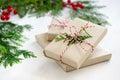 Xmas gifts stack