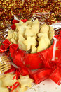 Xmas Shortbread Stock Photos