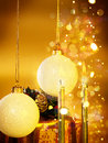 Xmas still-life Royalty Free Stock Images