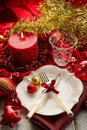 Xmas table Royalty Free Stock Photos