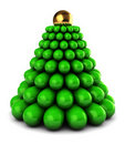 Xmas tree Stock Photos