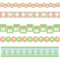 Xmass background colorful illustration with for your design Stock Photography