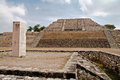Xochicalco Toltec Ruins Mexico Stock Photos