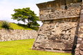 Xochicalco VIII Royalty Free Stock Photo