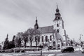 Xvii bernardine church monastery piotrkow central poland Royalty Free Stock Photo