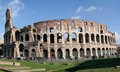 XXL Colosseum collage Royalty Free Stock Photography