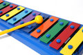 Xylophone Royalty Free Stock Photo