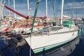 Yacht club Royalty Free Stock Photo