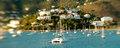 Yacht club in Saint Thomas Stock Photos