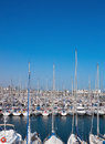 Yacht port Royalty Free Stock Photography