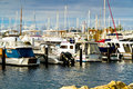 Yachts harbour yatch south fremantle perth western australia Royalty Free Stock Photos