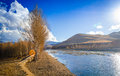 Yading landscape this photo was shot in tibet of china Royalty Free Stock Photography