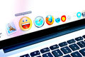 Yahoo messenger and internet browser icons Royalty Free Stock Photos