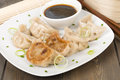 Yaki-Gyoza Stock Photos