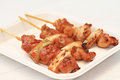 Yakitori Royalty Free Stock Photo