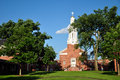 Yale university divinity school is the of in new haven connecticut preparing students for ordained or lay Stock Photos