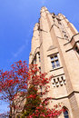 Yale University Sheffiield Building Tower Royalty Free Stock Photography