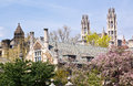 Yale University Sterling Law Building Royalty Free Stock Photo