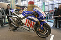 Yamaha YZR-M1 2010 Royalty Free Stock Photo