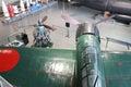 Yamato Maritime Museum  at Kure, Japan. Royalty Free Stock Photo