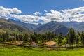 Yanama Landscape Yungay Huaraz...