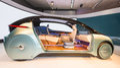 Yanfeng XiM17 Autonomous Concept Car Interior