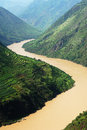 Yangtse River Royalty Free Stock Photography