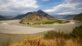 The Yangtze river first bay Royalty Free Stock Photo
