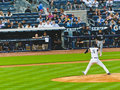 Yankee-Baseball Kolorado-Rockies x New York Stockfoto