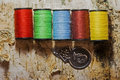 Yarns Royalty Free Stock Photo