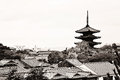 Yasaka Pagoda (Kyoto) Royalty Free Stock Photo