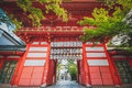Yasaka shrine kyoto japan also known as gion in Stock Photography