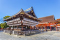 Yasaka shrine in kyoto japan november on november established situated at the east end of shijo då ri the Stock Image