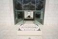 Yasser Arafat 's tomb Royalty Free Stock Photo