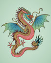 Year of Dragon Royalty Free Stock Images