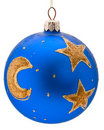Year's tree ornaments Royalty Free Stock Photos