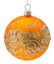 Year's tree ornaments Stock Photos