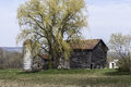 Years take its toll on an aging farm in duanesburg new york Stock Photography