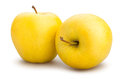 Yellow apples Royalty Free Stock Photo