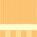Yellow background vector in style of a knitted cloth Royalty Free Stock Images