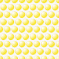 Yellow bubbly design background vector interior wall panel pattern Stock Photo