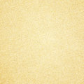 Yellow burlap texture light with vignette Royalty Free Stock Photography