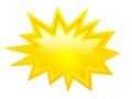 Bursting Star Icon