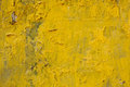 Yellow cement texture of a Stock Photography